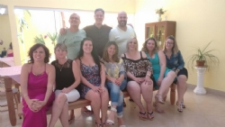 Diretoria da SBPM Campinas realiza sua primeira reunião de 2017